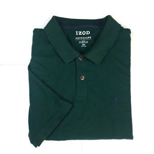 Men's Izod Performance Stretch Polo Shirt Sz XXL